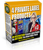 4 Private Label Products